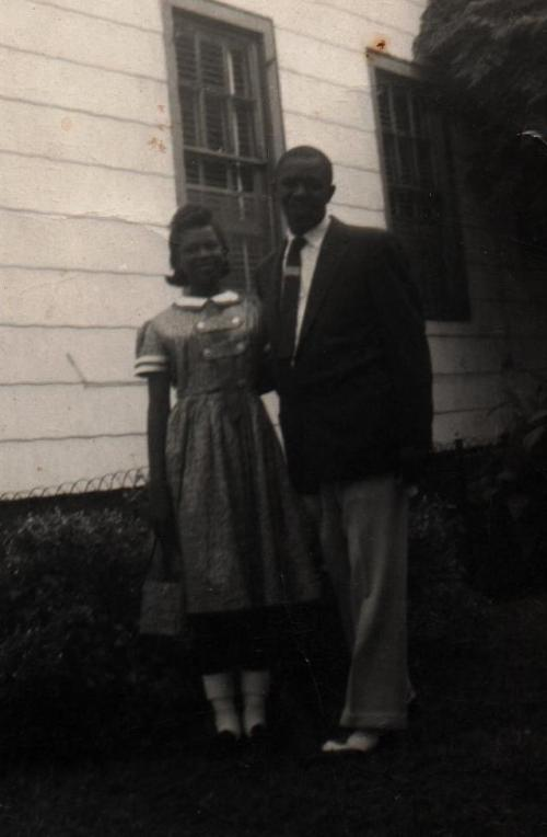 My Mom and her Father